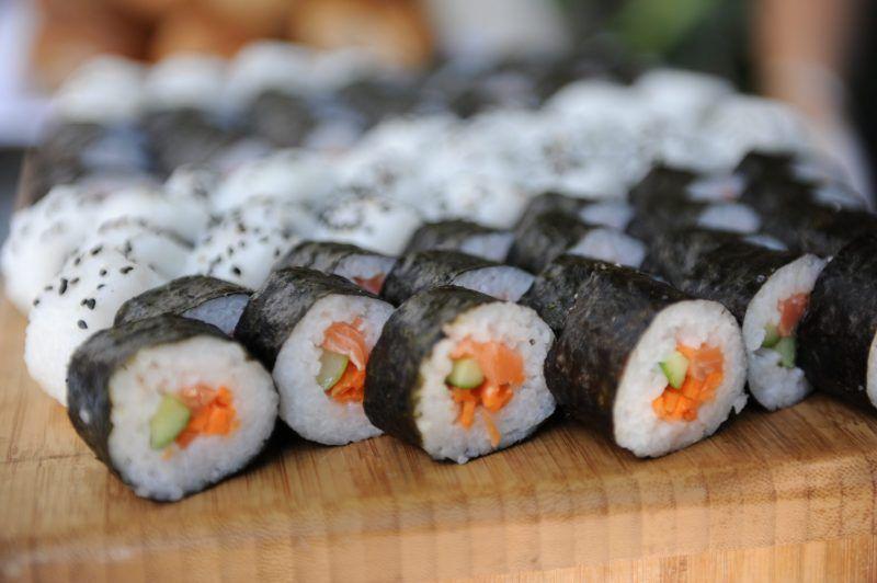 10 mitów o sushi, czyli usilna pogoń za zdrową żywnością.