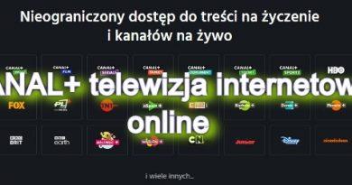 CANAL+ telewizja online